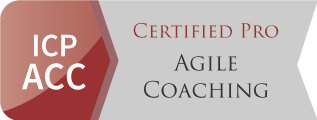 ICAgile Certified Professional - Agile Coaching